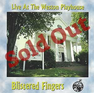 Live at the weston playhouse Soldout front 300px